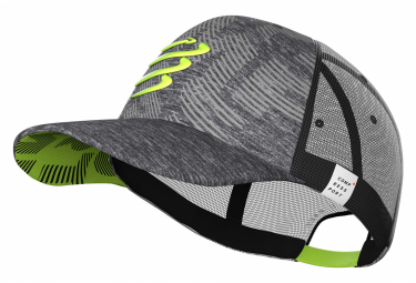 Casquette Compressport Trucker Cap Gris