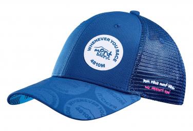 Cap Compressport Trucker Cap Mont Blanc 2020 Blue