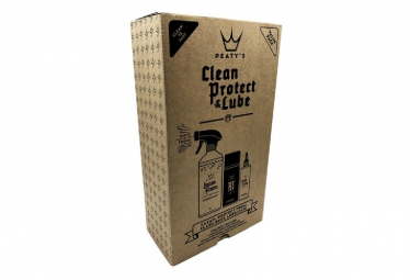Peaty's Cleaning Kit: Link / Loam Foam / 1L Spray PT17 / Link Lube