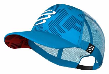 Compressport Trucker Cap Blue Cap
