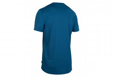 Dark Blue Ion Scrub Short Sleeve Jersey