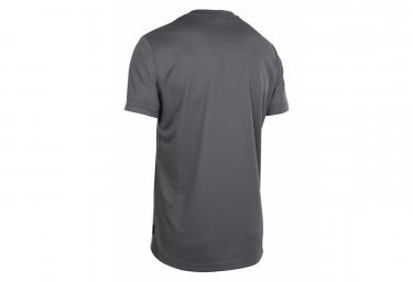 Gray Ion Scrub Short Sleeve Jersey
