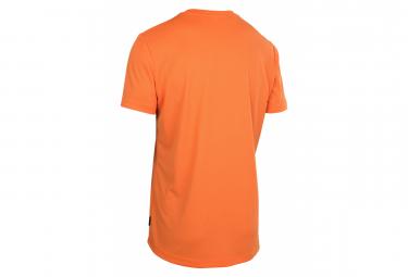 Orange Short Sleeve Ion Scrub Jersey