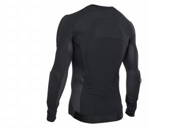 Ion Scrub AMP Long Sleeve Underwear Black