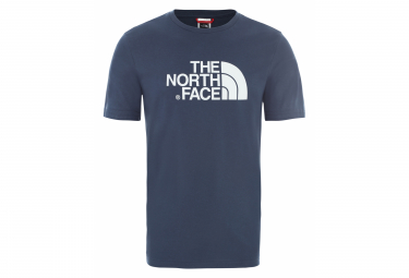 The North Face Tee Shirt Easy Tee Blue Men