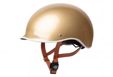 Thousand Heritage Urban Helmet Gold