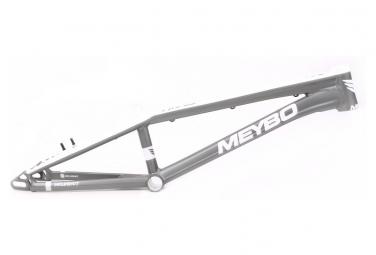 Image of Cadre bmx race meybo holeshot gris blanc 2020 cruiser