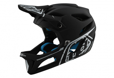 Casco interno Troy Lee Designs Stage Stealth Mips Nero / Argento