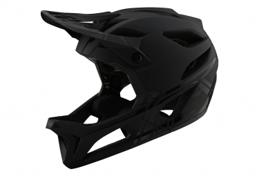 Int graler Helm Troy Lee entwirft Stage Stealth Mips Midnight Black