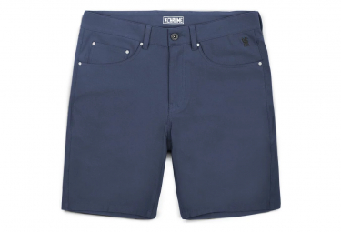 Chrome Shorts Madrona 5 Pocket Blue