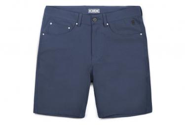 Short Chrome Madrona 5 Pocket Bleu