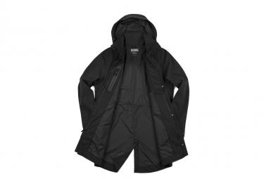 Waterproof Stanton Trench Jacket Black