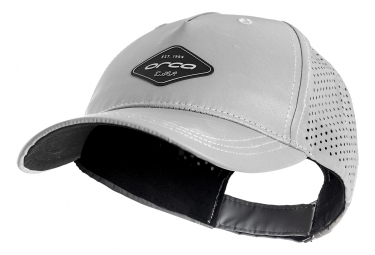 Image of Casquette orca reflective casual cap gris