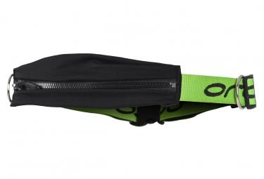 Image of Ceinture orca swimrun belt noir vert