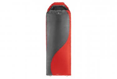Saco De Dormir Ferrino Yukon Pro Sq Rojo Gris