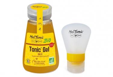 Organic salted energy gel refill 250g MelTonic + Fiole