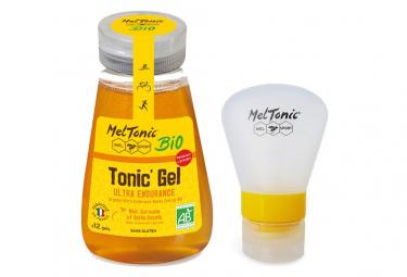 Organic Ultra endurance energy gel refilll 250g MelTonic + Fiole