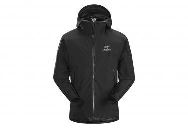 Waterproof Jacket Arcteryx Zeta SL GTX Black Men