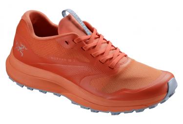 Image of Chaussures de trail arcteryx norvan ld 2 orange femme 40 2 3