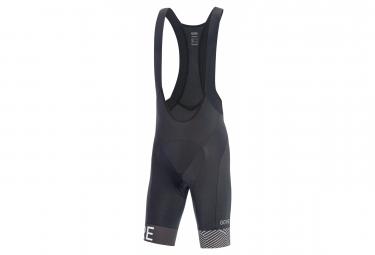 GORE C5 Opti Bib Shorts+ black/white