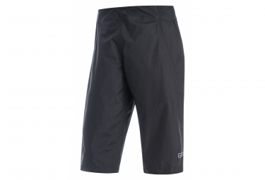 Gore C5 Gtx Paclite   Trail Shorts Black L