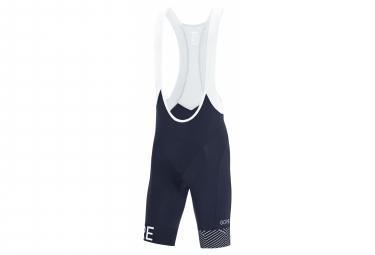 Gore C5 Opti Bib Shorts  Orbit Blue White Xl