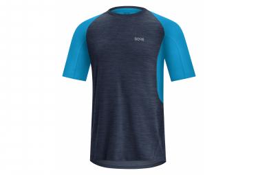 Gore R5 Shirt Orbit Blue Dynamic Cyan S