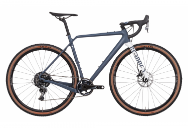 Gravel Bike Rondo Ruut CF1 Sram Force 1 11V Blue / White 2020