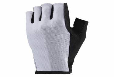 Mavic Essential Short Gloves White / Black