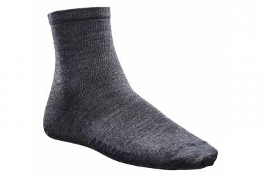 Mavic Essential Merino Gray Socks