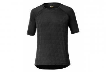 Mavic Short Sleeves Jersey XA Pro Black