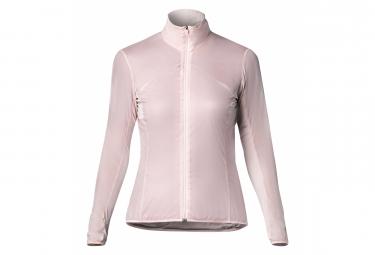 Mavic Womens Short Sleeves Sirocco Pink