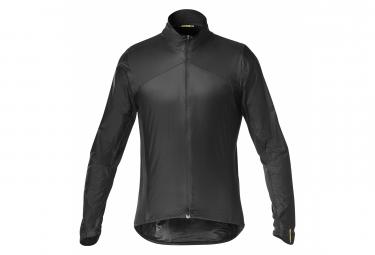 Mavic Long Sleeves Jacket Sirocco Black