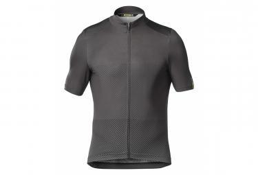 Mavic Short Sleeves Jersey Cosmic Graphic Raven / Grey