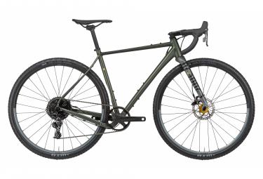 Gravel Bike Rondo Ruut AL1 Sram Apex 1 11V Green 2020