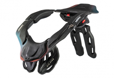Leatt Dbx 6 5 Neck Brace Holograma De Carbono L Xl