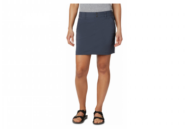 Skirt short Columbia Saturday Trail II Blue Women