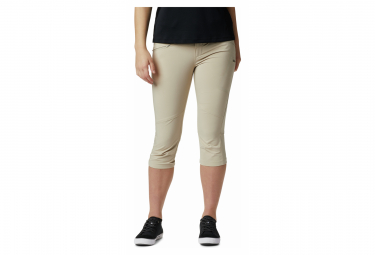 Pantalon 3/4 Columbia Peak to Point Beige Femme