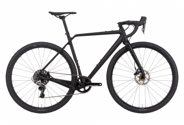 Gravel Bike Rondo Ruut CF2 Sram Rival 1 11V Black 2020