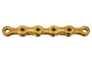 KMC X10SL Ti-N 114 Chain Gold