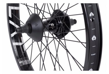 Roue Arrière Eclat Trippin 20'' / Cortex Freecoaster + 1 Guard RSD Noir