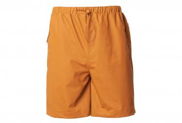 Rains Ultralight Camel / Brown Shorts