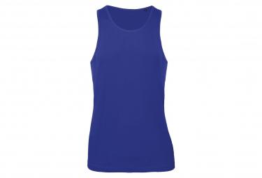 Image of Betc debardeur coton organique peigne homme tm072 bleu roi 3xl