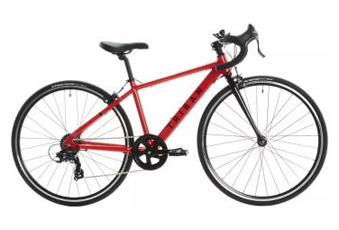 Vélo de Route Enfant Btwin Triban 100 650mm Rouge 9 ans et +