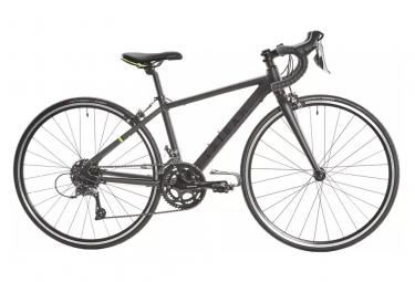 Vélo de Route Enfant Triban 500 650mm Noir / Beige 9 ans et +