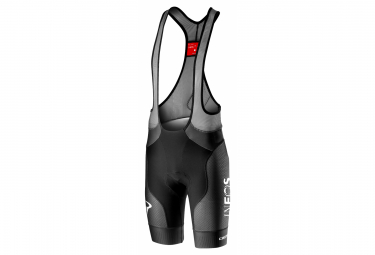 Castelli Free Aero Race 4 Team Ineos 2020 Bib Shorts Black
