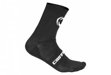 Castelli Cold Weather 15 Team Ineos 2020 Paar Socken Schwarz