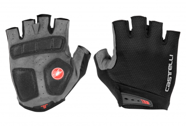 Castelli Entrata Short Gloves Black