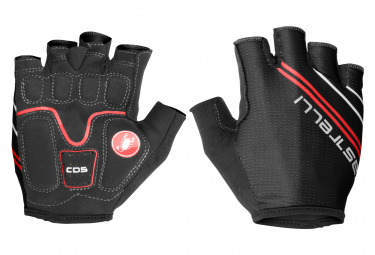 Guantes Cortos Castelli Dolcissima 2 W Mujer Negros