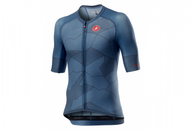 Castelli Climber's 3.0 Short Sleeve Jersey Light Steel Blue